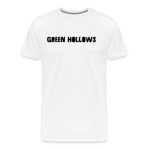Green Hollows Merch - Men's Premium T-Shirt