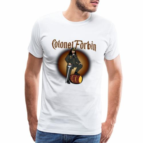 colonel forbin 2 - Men's Premium T-Shirt