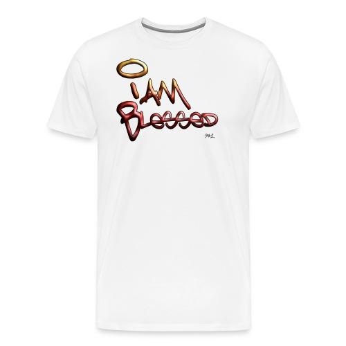 IAM Blessed Bold - Men's Premium T-Shirt