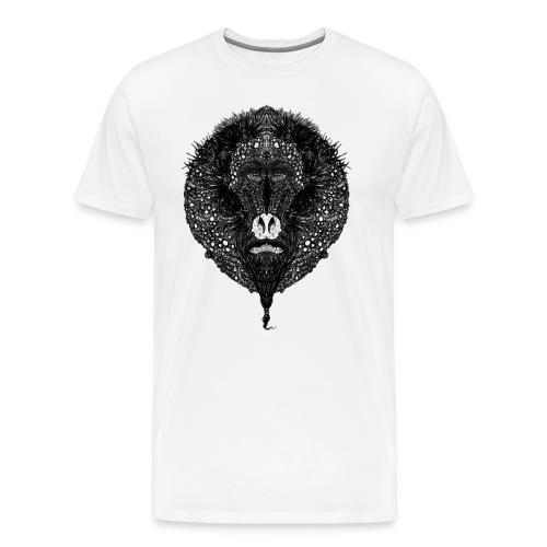 MANDRILL - Men's Premium T-Shirt