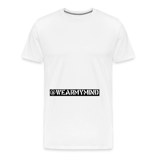 #Honesty - Men's Premium T-Shirt