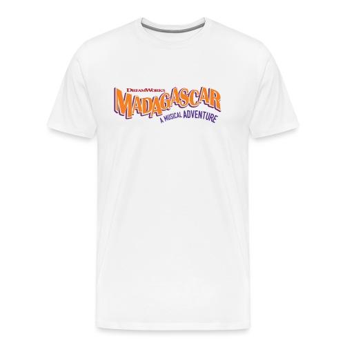 Madagascar: A Musical Adventure - Men's Premium T-Shirt