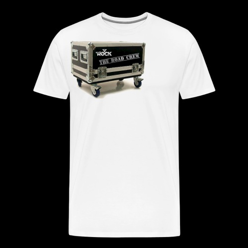 Eye rock road crew Design - Men's Premium T-Shirt