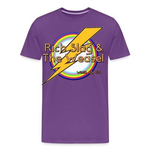 RICH SLAG - Men's Premium T-Shirt