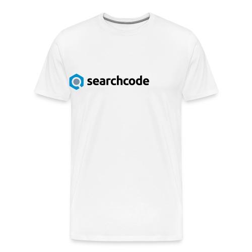searchcode logo - Men's Premium T-Shirt