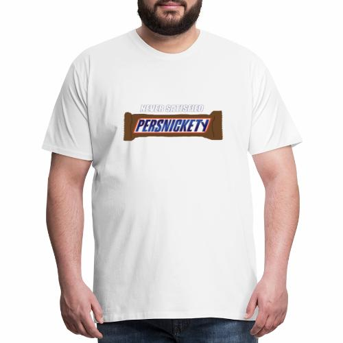 persnickety - Men's Premium T-Shirt
