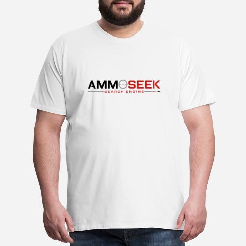 AmmoSeek_PrintLogo_Transp - Men's Premium T-Shirt