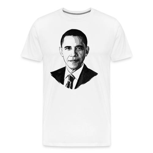 Cool Obama T-shirt - Men's Premium T-Shirt