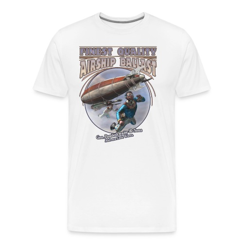 AirshipBallast - Men's Premium T-Shirt