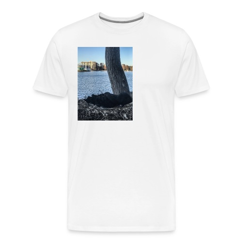 DUCK L - Men's Premium T-Shirt