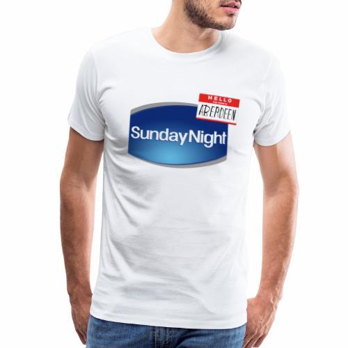 Sunday Night - Men's Premium T-Shirt