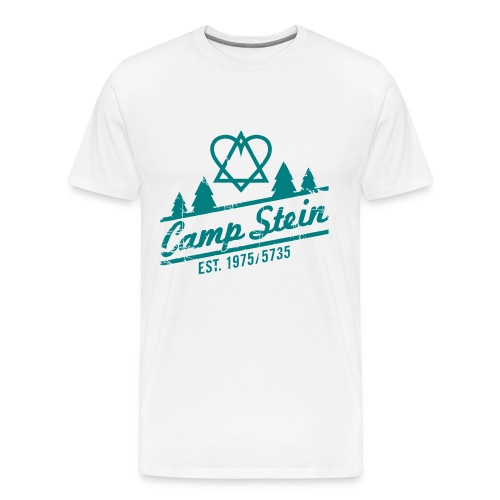 CampStein_logo_rough_1 - Men's Premium T-Shirt