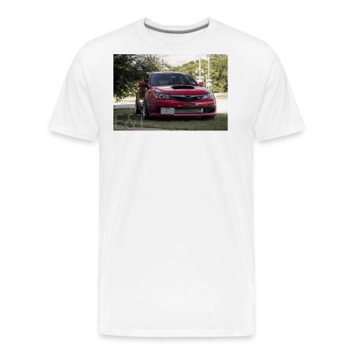 Evan's STi - Men's Premium T-Shirt