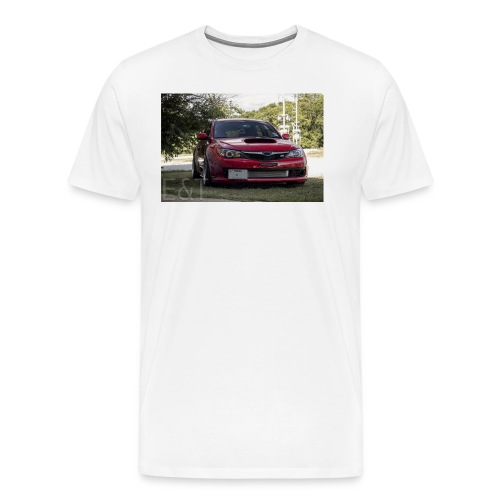 Evan's STi - Men's Premium T-Shirt