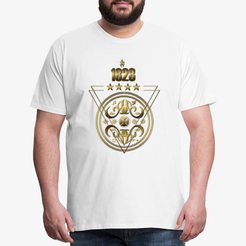 1828 Signature - Men's Premium T-Shirt