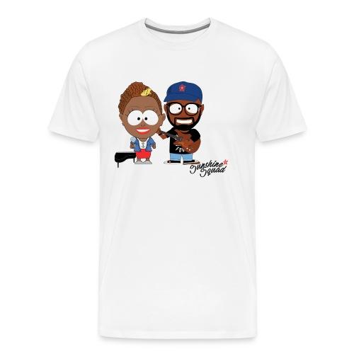 Sunshine Squad - Men's Premium T-Shirt