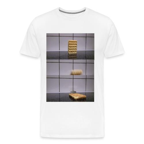 waffle1 png - Men's Premium T-Shirt