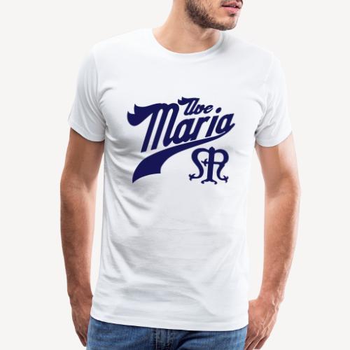 AVE MARIA - Men's Premium T-Shirt