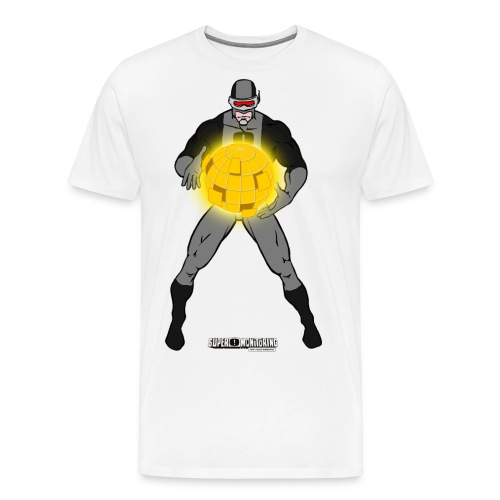 Superhero 12 - Men's Premium T-Shirt