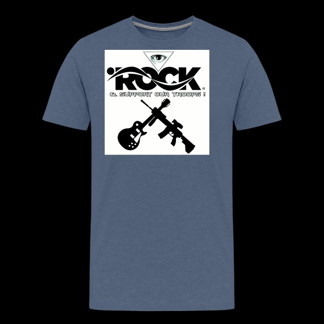 Eye Rock & Support The Troops