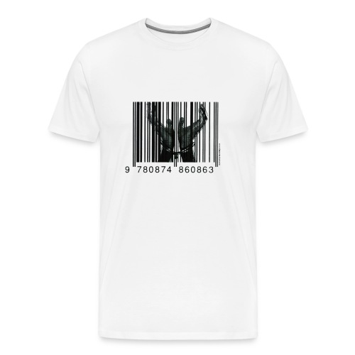 Chained By Capitalism - Men's Premium T-Shirt