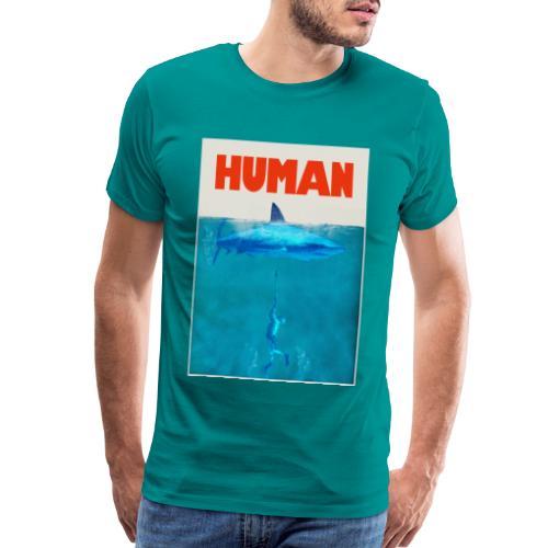 Endangered Shark - Men's Premium T-Shirt