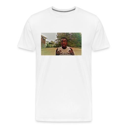 this is b from n&b crowend kings - Men's Premium T-Shirt