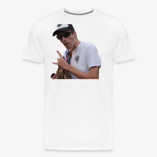 Big Bad Wolf - Men's Premium T-Shirt