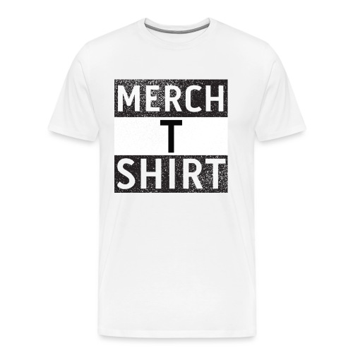 Merch T Shirt - Men's Premium T-Shirt