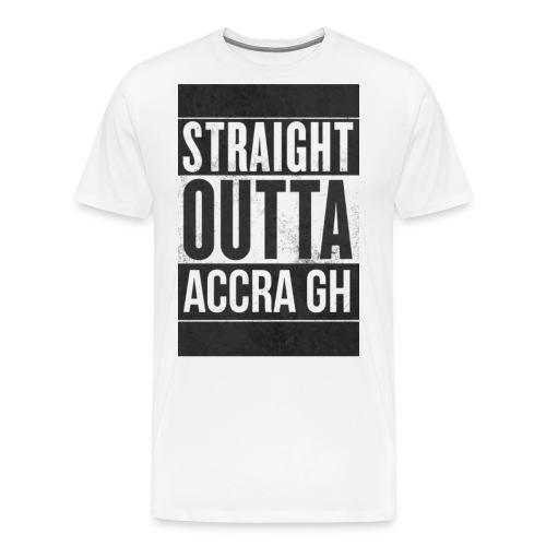 str out acc - Men's Premium T-Shirt