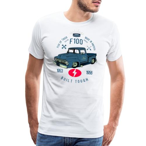 F100 Built Tough - Men's Premium T-Shirt