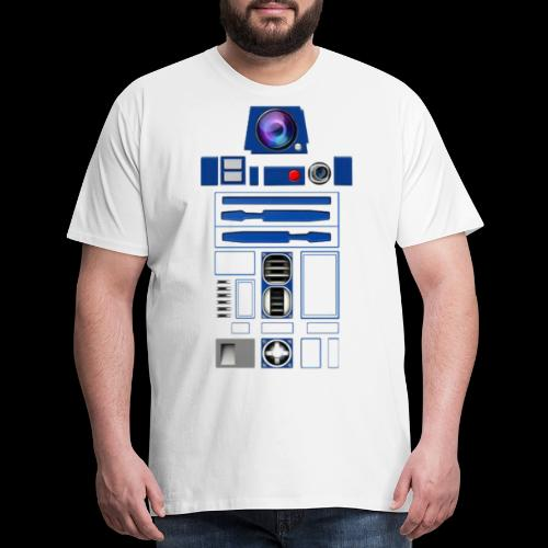 Droid - Men's Premium T-Shirt