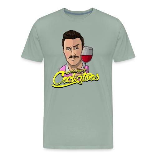 SilentDroidd Tshirt 01 png - Men's Premium T-Shirt