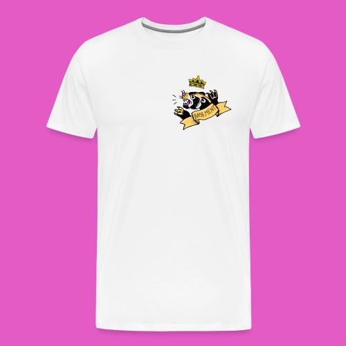 PANTHER png - Men's Premium T-Shirt