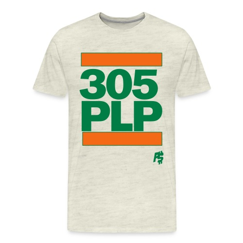 Canes Pride 305plp - Men's Premium T-Shirt