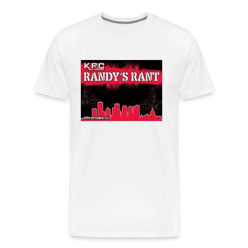 RandysRant jpg - Men's Premium T-Shirt