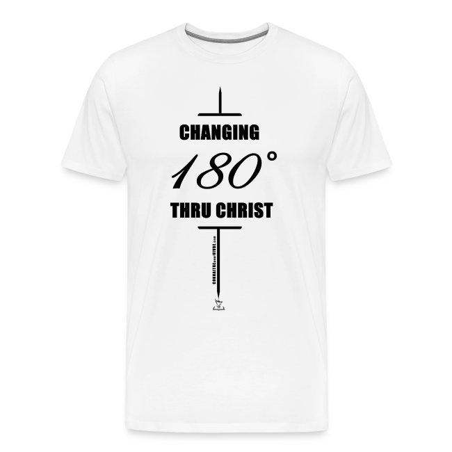 Changement à 180 degrés grâce au CHRIST