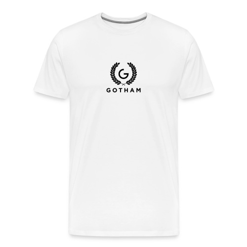 Gotham Leaf - Men's Premium T-Shirt