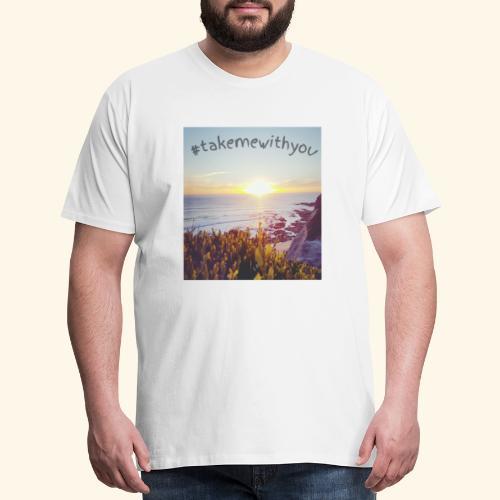 Take me - Men's Premium T-Shirt