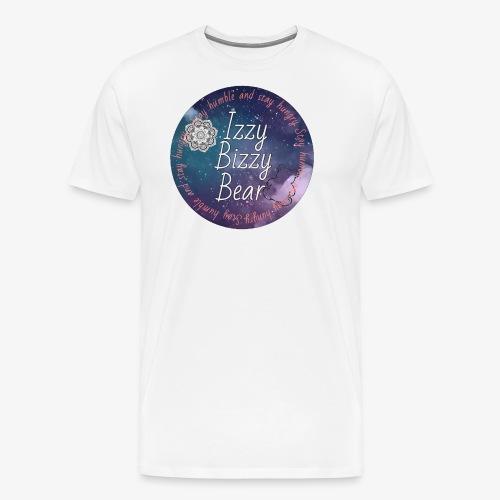Izzy bizzy bear merch! - Men's Premium T-Shirt