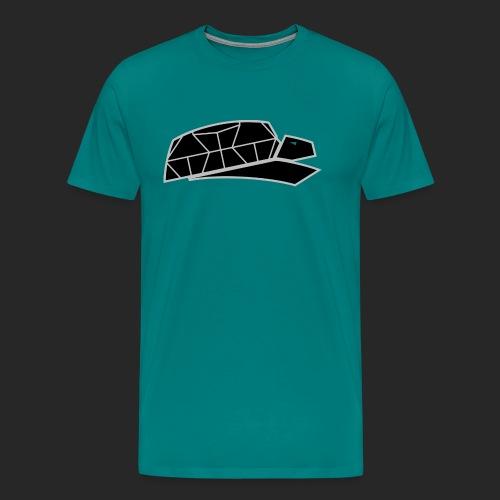 Turtle Go - Men's Premium T-Shirt