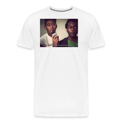 Tyler the creator motivation - Men's Premium T-Shirt