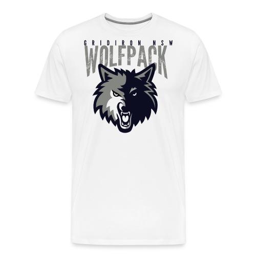 stretchwhite - Men's Premium T-Shirt
