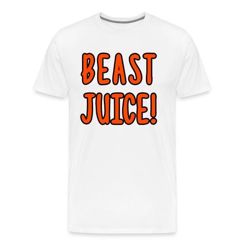 BEAST JUICE! - Men's Premium T-Shirt