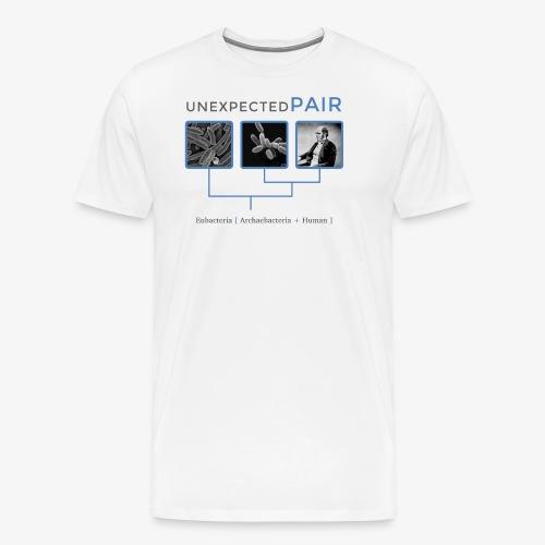 Unexpected pair - Men's Premium T-Shirt