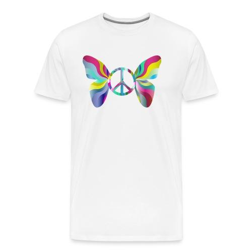 flying peace - Men's Premium T-Shirt