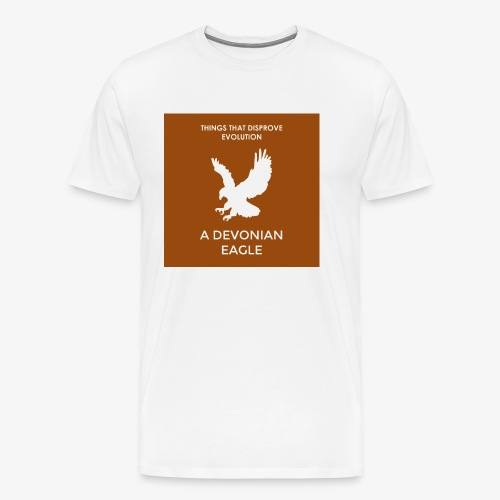 A devonian eagle - Men's Premium T-Shirt