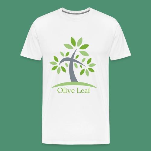 Olive Leaf - Men's Premium T-Shirt