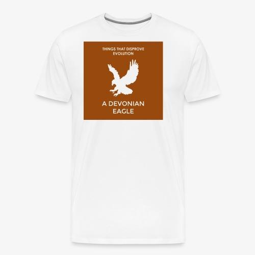 A devonian eagle - Men's Premium T-Shirt