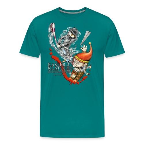 Kasperklatsche - Men's Premium T-Shirt
